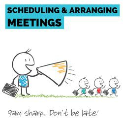 Business meeting planning | © one-resource.com