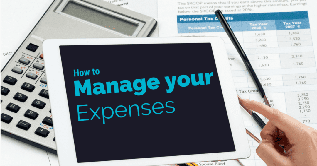 How to manage your expenses – tips for small business owners