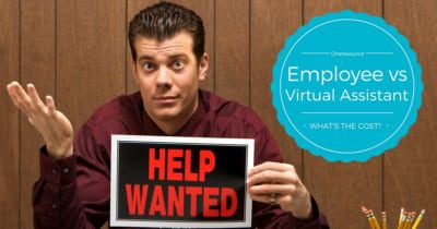 Employee versus virtual assistant employment – what's the true cost?