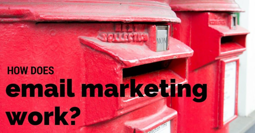 How does email marketing work? A guide for small business