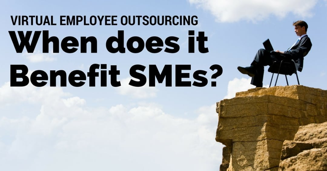 Virtual employee outsourcing – when does it benefit SMEs?