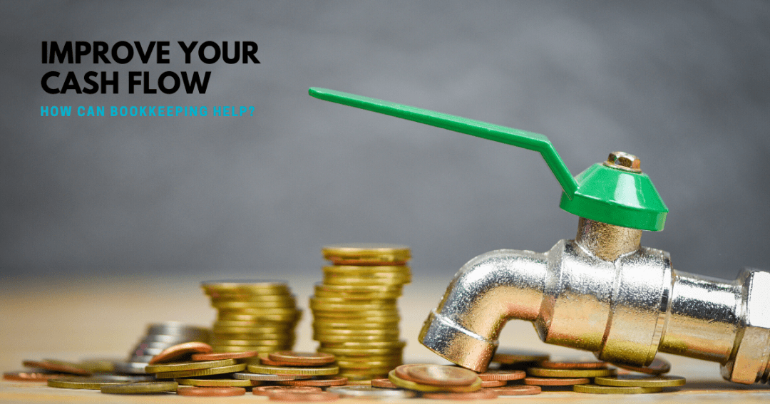 How can bookkeeping services improve your cash flow?