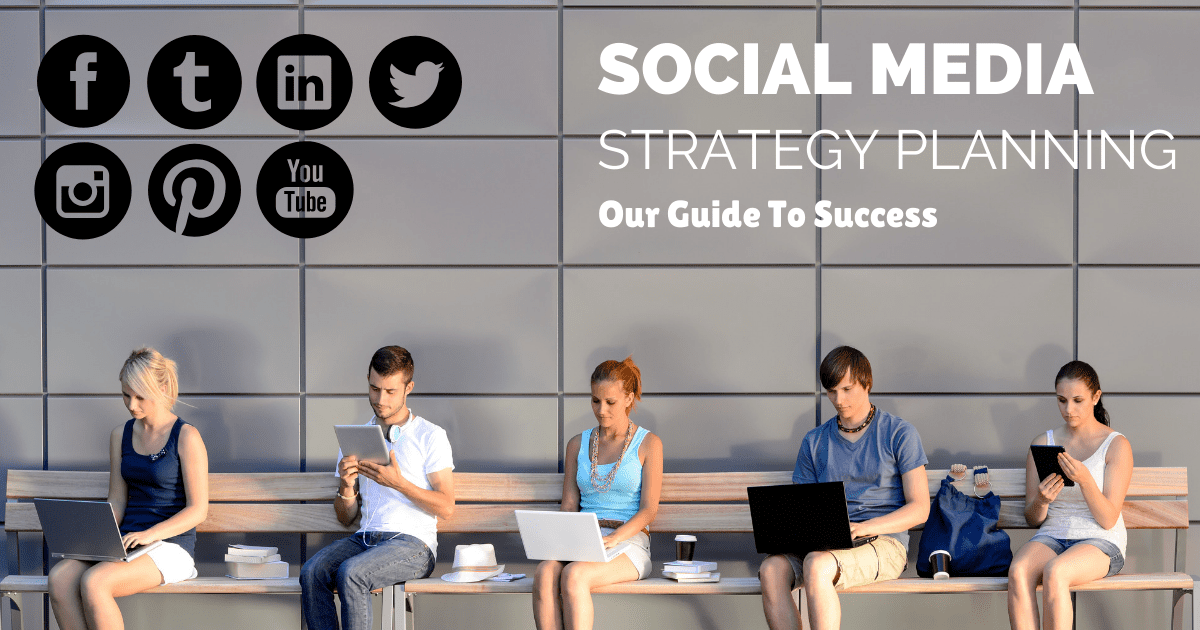 Social media strategy planning – our guide to success