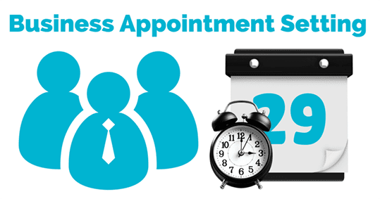 virtual appointment setter